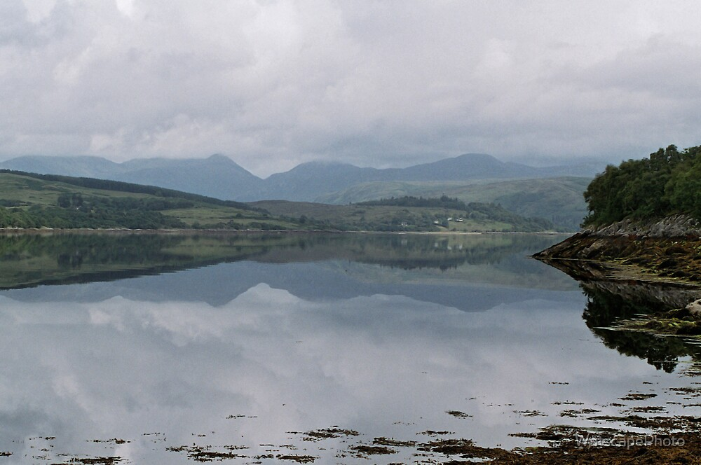 Moidart Reflection by WatscapePhoto