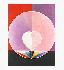 HD Doves No. 2,  by Hilma af Klint 1915 HIGH DEFINITION Photographic Print