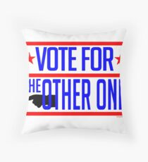 Vote... early and often Floor Pillow