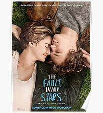 The Fault in Our Story Poster