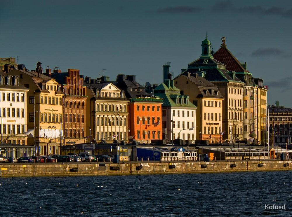 "Stockholm ""Skyline"" by Kofoed"