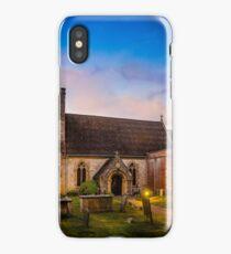 St Mary Kintbury iPhone Case/Skin