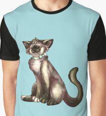 China Cat! Graphic T-Shirt