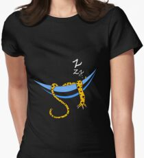 zzzzz Womens Fitted T-Shirt