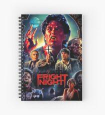 FRIGHT NIGHT Spiral Notebook