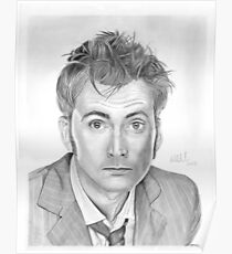 Doctor Who - David Tennant Poster