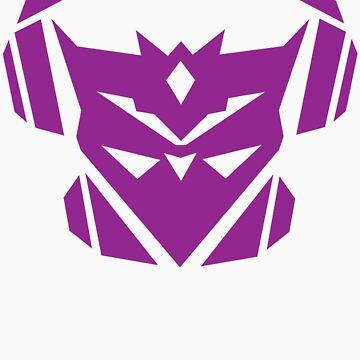 Teknicianz Logo- Purple by theteknicianz