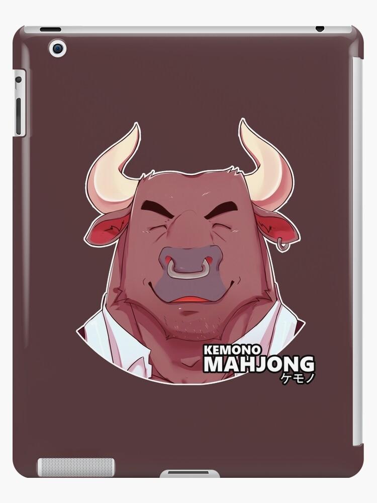Farley the Bull by Kemono Mahjong