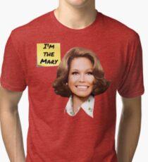 Camiseta de tejido mixto Mary Tyler Moore- Soy la Mary