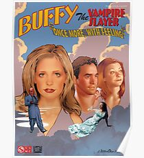 Buffy The Vampire Slayer - Once More With Feeling Poster