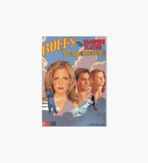 Buffy The Vampire Slayer - Once More With Feeling Art Board