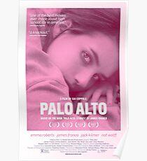 Palo Alto Film Poster Poster