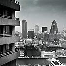 London Through A Dirty Window by DonDavisUK
