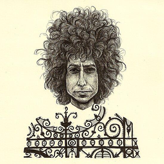 Bob Dylan by Brett Manning