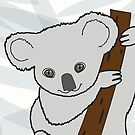 C K ...Cute Koala by Jayne Le Mee