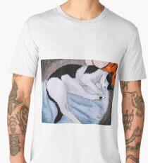 TRUST ME- CADBURY THE CAT Men's Premium T-Shirt