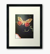 Flutter Flutter Butterfly Framed Print