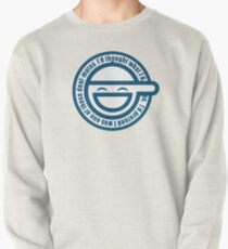 Ghost in The Shell Laughing Pullover