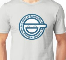 Ghost in The Shell Laughing Unisex T-Shirt
