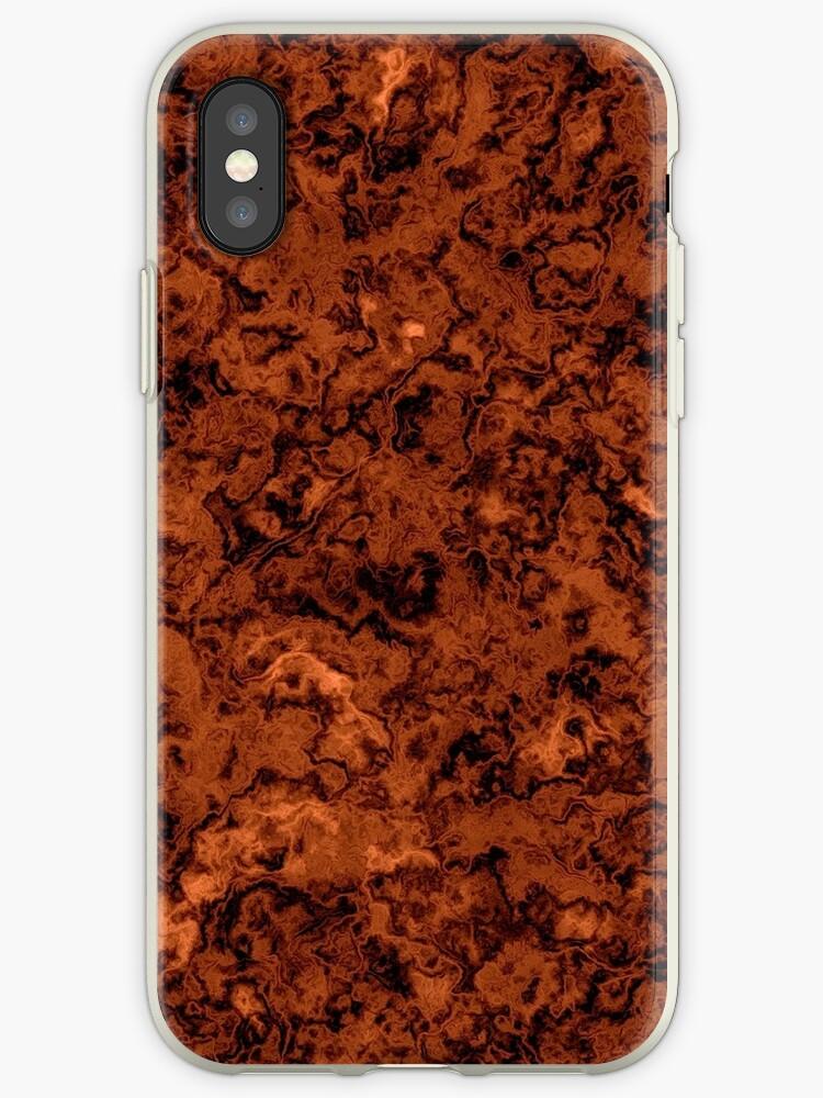 Walnut Burl iPhone / Samsung Galaxy Case by Tucoshoppe
