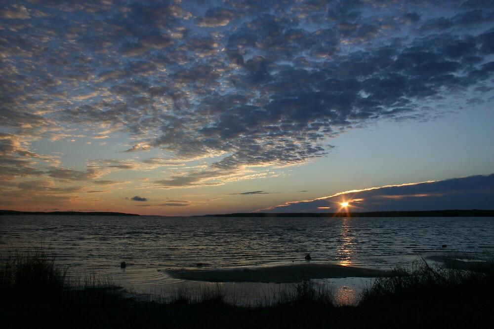 sunrise by JohnKeeley