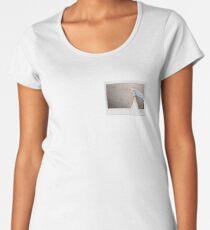 Skateboard - Instant Photography Women's Premium T-Shirt