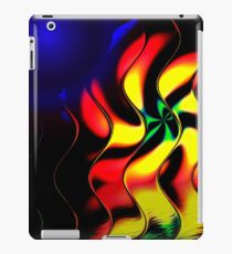 Bold Primary Colors iPad Case/Skin