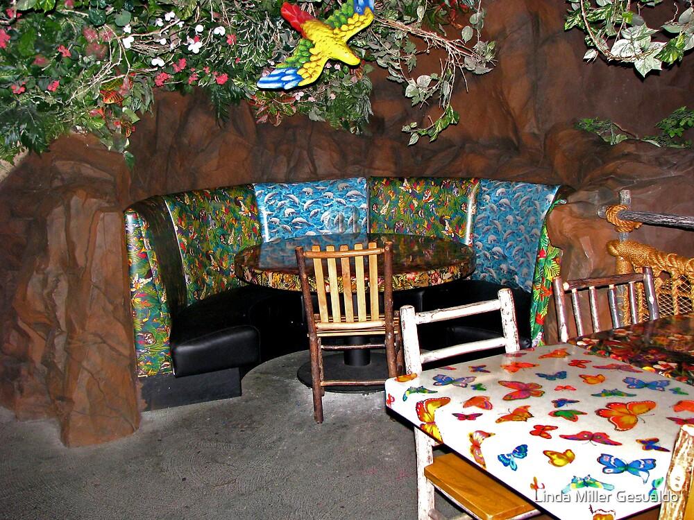The Rainforest Cafe  by Linda Miller Gesualdo