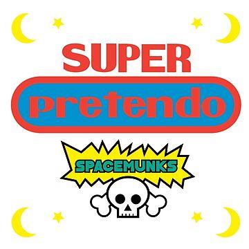 Super Pretendo  by DAVbrandz