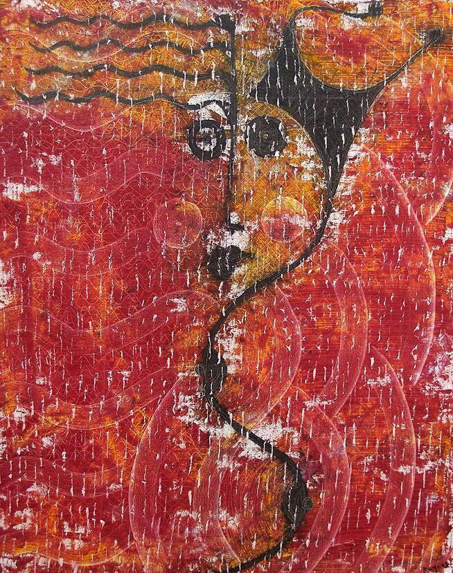crystal visions by Angus Rayner
