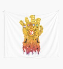Avengers - Thanos Gauntlet Tapestry