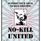 NO-KILL UNITED : ES NO-KILL UNITED (PRINT) by Anthony Trott