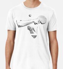 Ping - Pong Männer Premium T-Shirts