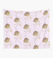 'Scent' from Heaven - Rose  Wall Tapestry