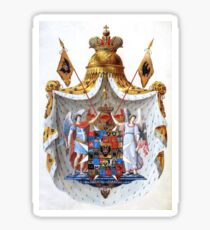 Coat Of Arms Sticker
