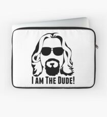 I am the dude Laptop Sleeve