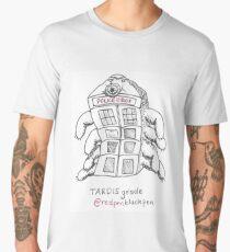 TARDISgrade Men's Premium T-Shirt