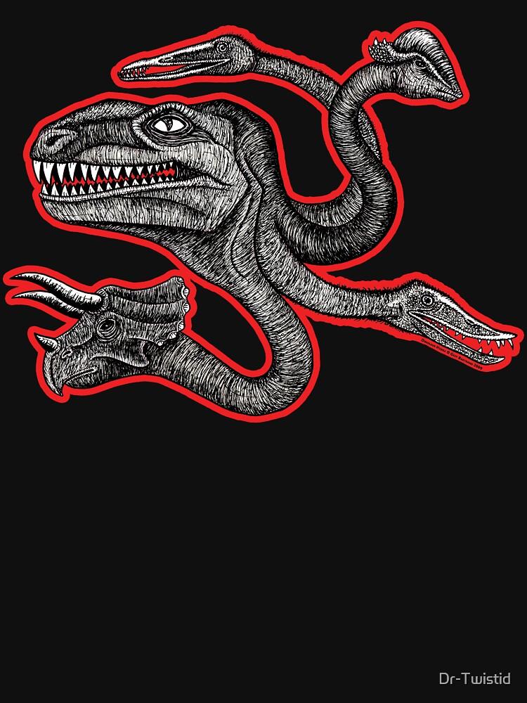 Dinosaur Hydra by Dr-Twistid