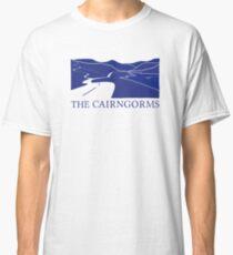 The Cairngorms - Ecosse T-shirt classique