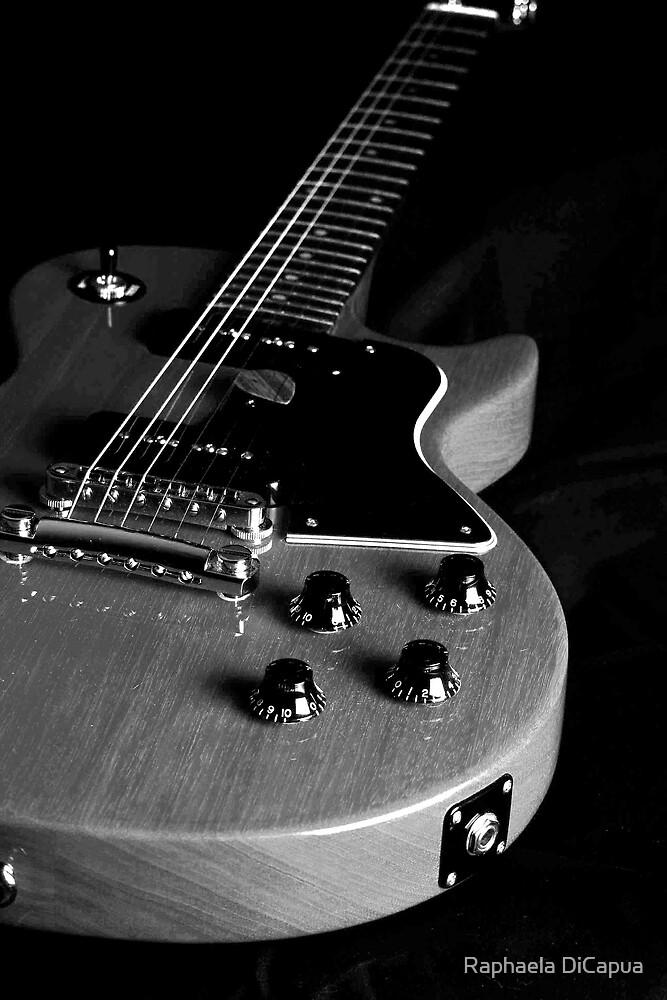"""Gibson Blues"" by Raphaela DiCapua"