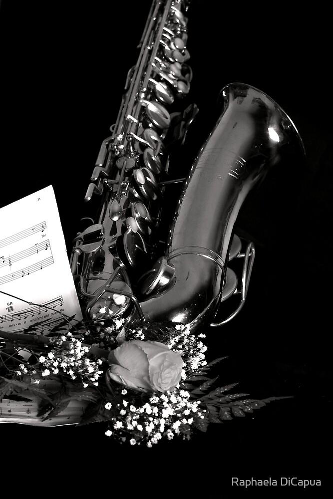 """Sexy Sax"" by Raphaela DiCapua"