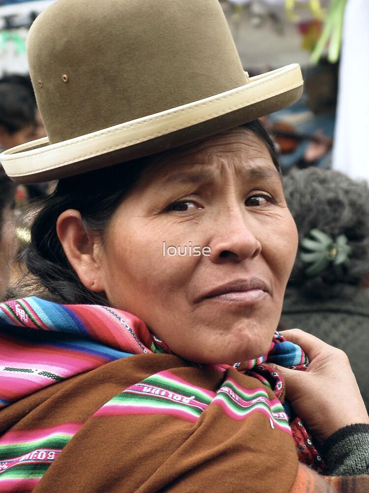 La Paz portrait #1 by louise