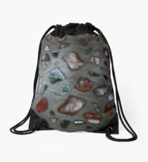Gemstones #2 Drawstring Bag