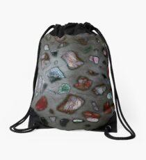 Gemstones #2 Drawstring Bag