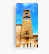 UWA Clock Tower Canvas Print