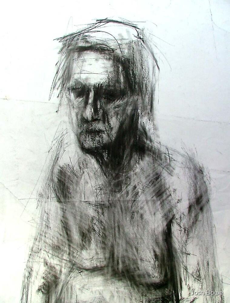 Life Study Portrait by Josh Bowe