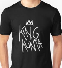 King Kunta Tee White | Kendrick Lamar T-Shirt