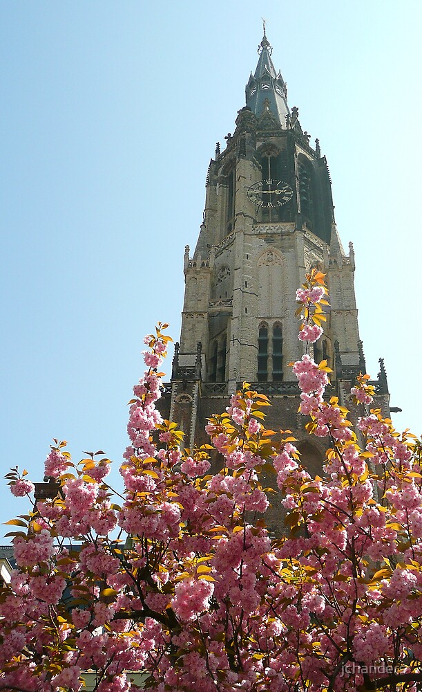 Spring greeting from Delft by jchanders