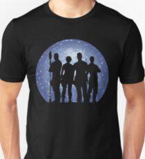 Bereit für Aktion Slim Fit T-Shirt
