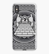 Pyramid of Doom iPhone Case